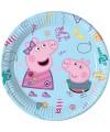 PIATTI PEPPA PIG MESSY PLAY PZ.8 CM.23