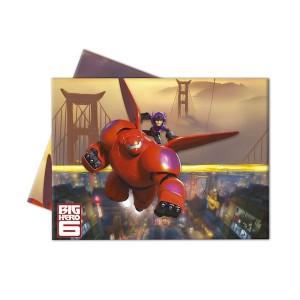TOVAGLIA BIG HERO 6 PZ.1 CM.120X180