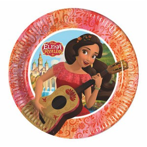 PIATTINI Elena of Avalor PZ.8 CM.20