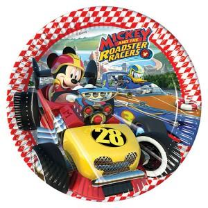 PIATTI TOPOLINO ROADSTER RACE PZ.8 CM.23