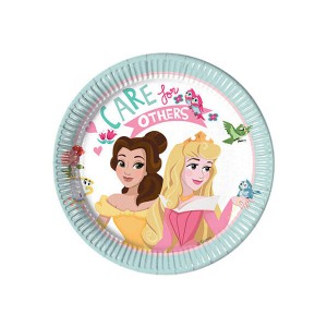 PIATTINI PRINCIPESSE DARE TO DREAM PZ.8 CM.20