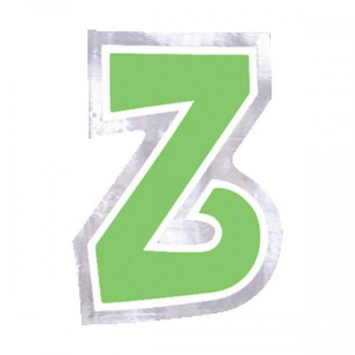 ADESIVO LETTERA Z PZ.48