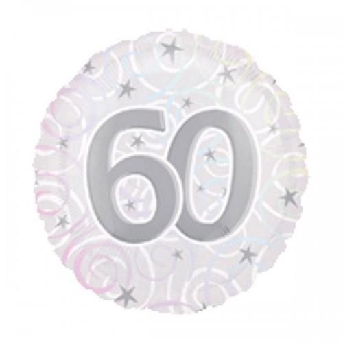 Anniversario 60 Anni Matrimonio.Palloncini Mylar Matrimonio Anniversario 18 Caracter