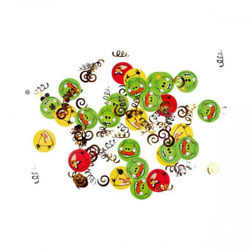 CONFETTI ANGRY BIRDS PZ.1