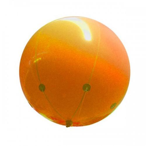 PALLONE PVC ARANCIONE DIAM. CM.200 KG.1,7