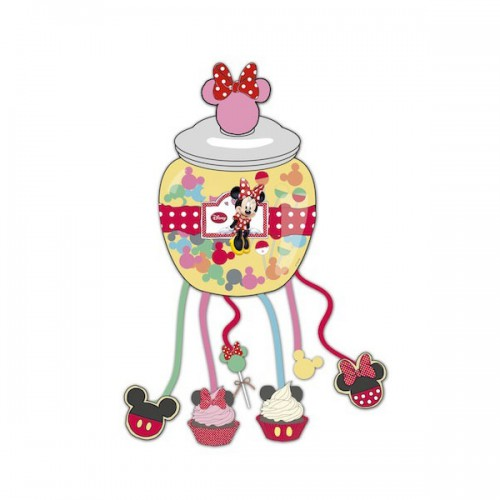 PIGNATTA MINNIE CAFE PZ.1 Cm.35x25