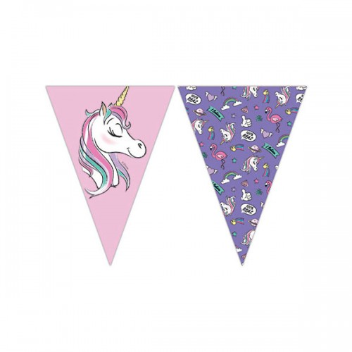 BANDIERINA MINNIE UNICORN PZ.1 MT.2.30