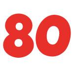 compleanno 80 anni