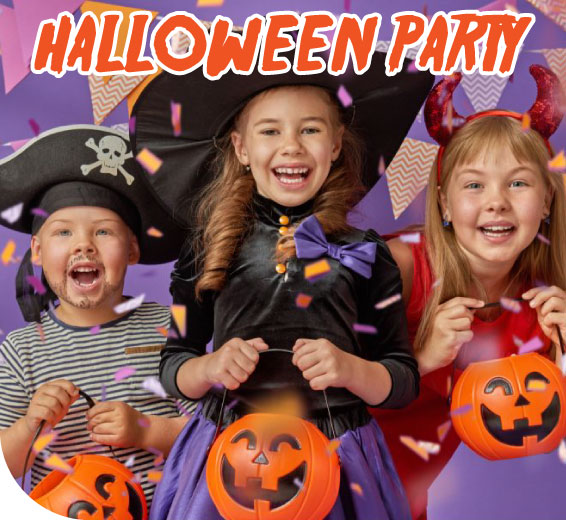 festa a tema halloween