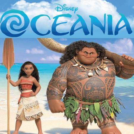 Oceania disney