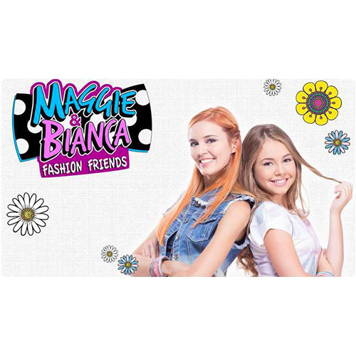 Maggie and Bianca